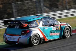 Крейнг Брин, Тамара Молинаро, Citroën DS WRC