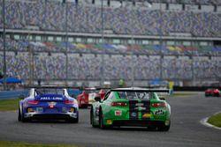 #16 TA3 Porsche 911 GT3 Cup: Tom Herb of Fall Line Motorsports, #25 TA2 Chevrolet Camaro: Josh Bilic