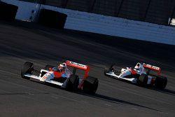 McLaren Honda MP4/4 (Стоффель Вандорн), McLaren Honda MP4/6 (Дженсон Баттон)