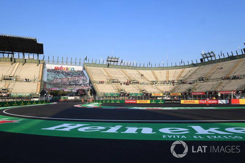 GP de México, Autódromo Hermanos Rodríguez