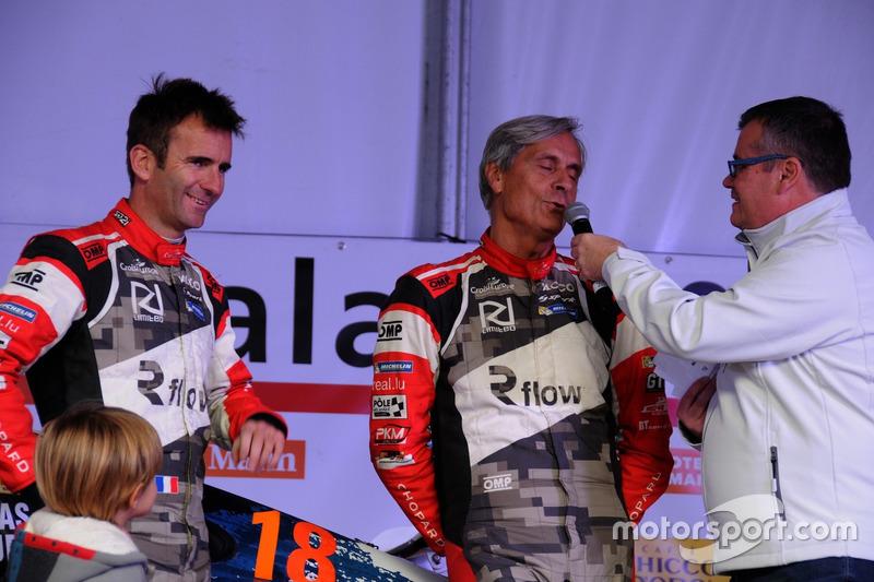 Romain Dumas und Denis Giraudet, Porsche Team