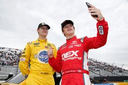 Todd Gilliland, Kyle Busch Motorsports Toyota Harrison Burton, Kyle Busch Motorsports Toyota