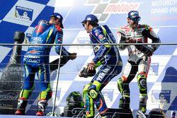Кэл Кратчлоу, Team LCR Honda, Валентино Росси, Yamaha Factory Racing, Маверик Виньялес, Team Suzuki