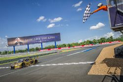 #5 Phoenix Racing Asia Audi R8 LMS GT3: Marchy Lee, Shaun Thong takes the win