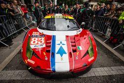 #83 AF CorseFerrari 458 Italia