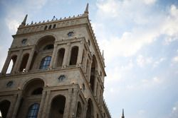 Sfeerbeeld Baku