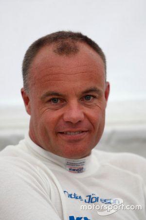 #40 Krohn Racing, Ligier JS P2 Nissan: Nic Jonsson
