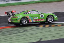 Eric Scalvini, Dinamic Motorsport