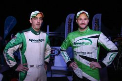 Agustin Canapino, Jet Racing Chevrolet y Federico Alonso