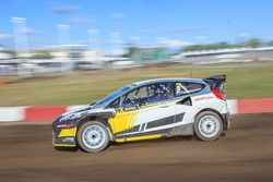 Тимур Тимерзянов, World RX Team Austria Ford Fiesta ST