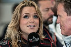 TV Moderatorin, Blancpain Endurance Series