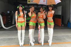 Arnage Racing kızları