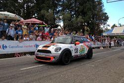 Rachele Somaschini, Mini Cooper S JCW