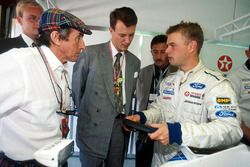 Jackie Stewart, Jan Magnussen, Stewart Grand Prix Ford