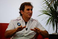 Alex Zanardi, BMW Italia