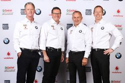 Tony Longhurst, Steve Richards, Mark Skaife und Russell Ingall