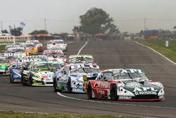 Juan Jose Ebarlin, Donto Racing Torino, Laureano Campanera, Donto Racing Chevrolet, Nicolas Gonzalez