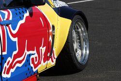 Ein spezielles Drift-Modell von Triple Eight Race Engineering, Holden