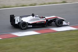 Alexander Albon, Hitech GP Dallara F315 - Mercedes