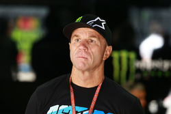 Randy Mamola, manager of Bradley Smith, Tech 3 Yamaha