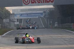 Partenza: Mick Schumacher, Prema Powerteam al comando