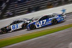 Ricky Stenhouse Jr., Roush Fenway Racing Ford, Jeffrey Earnhardt, BK Racing Toyota