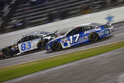 Ricky Stenhouse Jr., Roush Fenway Racing Ford, Jeffrey Earnhardt, BK Racing Toyota