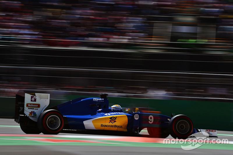 11e - Marcus Ericsson (Sauber)