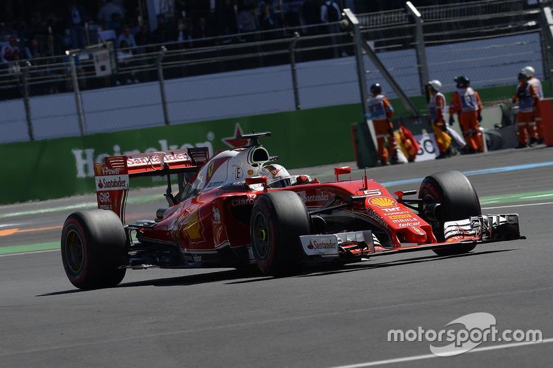 5e - Sebastian Vettel (Ferrari)