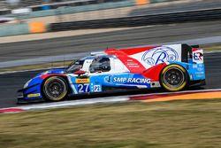 #27 SMP Racing BR01 Nissan: Maurizio Mediani, Nicolas Minassian, Mikhail Aleshin