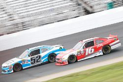 Joey Gase, Chevrolet, Ryan Reed, Roush Fenway Racing Ford