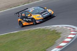 Stephane Lemeret, Norbert Michelisz, Boutsen Ginion Racing, Honda Civic TCR