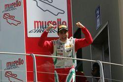 Il vincitore di Gara 1 Juan Manuel Correa, Prema Powerteam