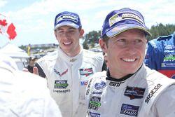 Ryan Briscoe, Chip Ganassi Racing Ford GT, Tommy Milner, Corvette Racing