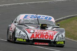 Race winner, Guillermo Ortelli, JP Racing Chevrolet
