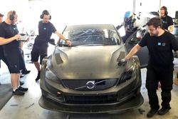 Robert Dahlgren, Volvo S60 Polestar TC1 test car