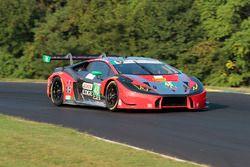 #48 Paul Miller Racing, Lamborghini Huracan GT3: Madison Snow, Bryan Sellers