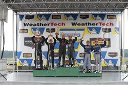 Podyum: 1. Daniel Burkett, Marc Miller, CJ Wilson Racing, 2. Scott Maxwell, Billy Johnson, Multimati