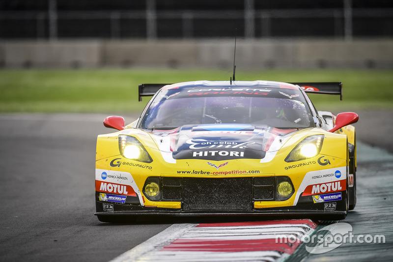 Ausfall: #50 Larbre Competition, Corvette C7.R: Ricky Taylor, Yutaka Yamagishi, Pierre Ragues