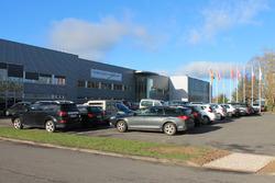 L'usine Mecachrome d'Aubigny-sur-Nère