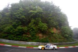 #130 Sponsor: MSC Adenau e. V. im ADAC, Opel Calibra: Tobias Jung, Marcel Müller, Patrick Boidron, A