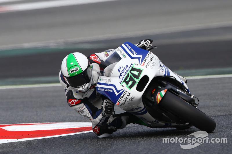 Eugene Laverty, Aspar Racing Team