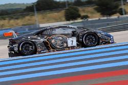 #7 FFF Racing Team by ACM Lamborghini Huracan: Andrea Caldarelli, Vitantonio Liuzzi