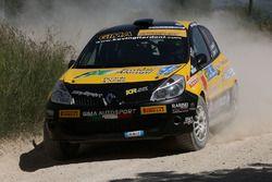 Kevin Gilardoni, Corrado Bonato, Renault Clio R R3C