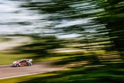 Niclas Gronholm, Olsbergs MSE Ford Fiesta ST
