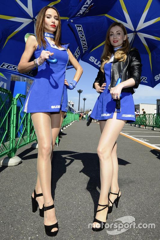 Chicas Suzuki