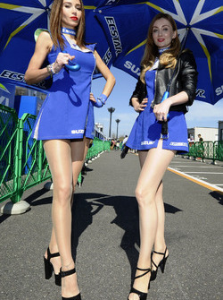 Lovely Suzuki girls