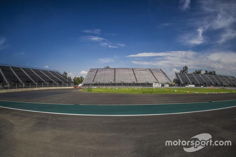 Preparaciones en el circuito mexicano