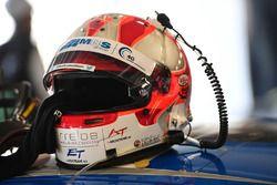 #78 KCMG Porsche 911 RSR: il casco di Joël Camathias