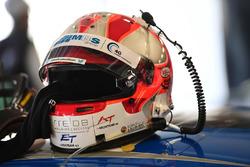 Helm von #78 KCMG, Porsche 911 RSR: Joël Camathias